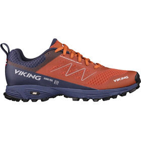 Viking Footwear Anaconda Light GTX Sko, terracotta/navy